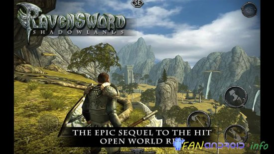 Ravensword: Shadowlands 3d RPG