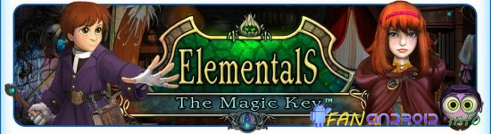 Elemental: The Magic Key