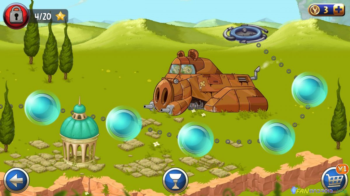 Angry Birds Star Wars II Free на ... - top-android.org