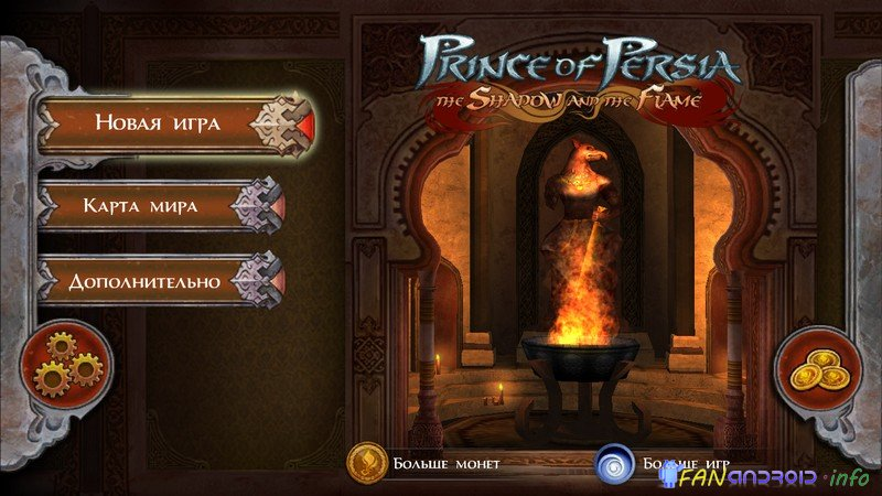 Игры Для Android Prince Of Persia Shadow Flame