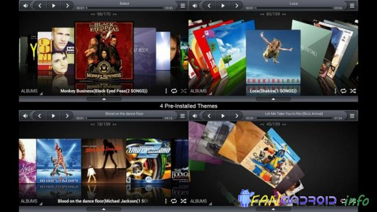 iSense Music - 3D Music Player скачать