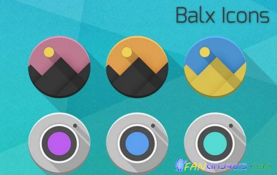 Balx Icon Theme Apex Go Nova L