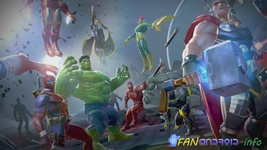 ( Анонс ) Marvel Contest of Champions