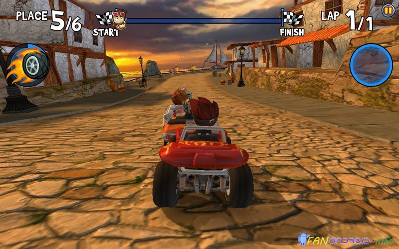 Beach Buggy Racing 2 (MOD ... - android-1.com