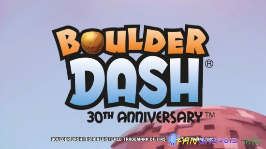 Boulder Dash®-30th Anniversary