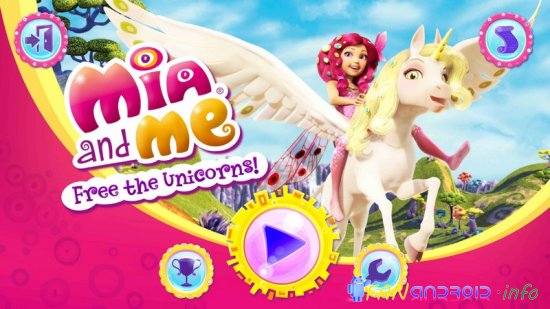 Mia and me - Free the Unicorns