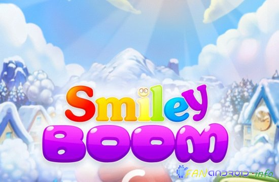 Smiley Boom - Match 3