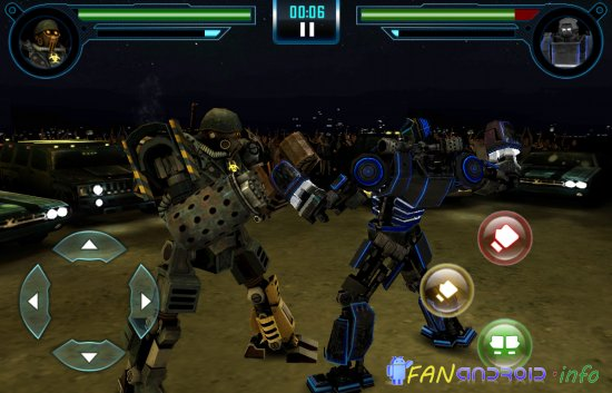 Real Steel: World Robot Boxing (Живая сталь 2)