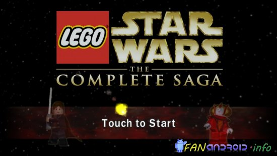 LEGO® Star WarsTM The Complete Saga